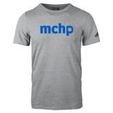 Adidas Sport Grey Logo T Shirt-MCHP
