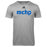 Adidas Climalite Sport Grey Ultimate Performance Tee-MCHP