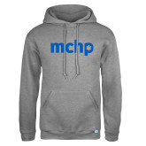 Russell DriPower Grey Fleece Hoodie-MCHP