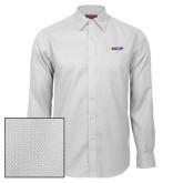 Red House White Diamond Dobby Long Sleeve Shirt-Secondary Mark