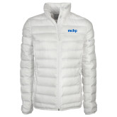 Columbia Lake 22 Ladies White Jacket-MCHP