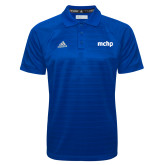 Adidas Climalite Royal Jacquard Select Polo-MCHP
