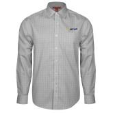 Red House Grey Plaid Long Sleeve Shirt-Secondary Mark