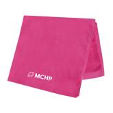 Pink Beach Towel-Secondary Mark