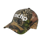 Mossy Oak Camo Structured Cap-MCHP
