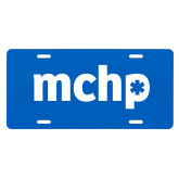 License Plate-MCHP
