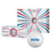 Callaway Supersoft Golf Balls 12/pkg-MCHP
