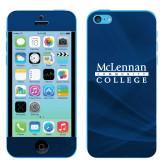 iPhone 5c Skin-McLennan Community College
