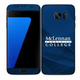 Samsung Galaxy S7 Edge Skin-McLennan Community College