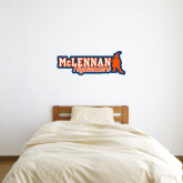 1.5 ft x 3 ft Fan WallSkinz-McLennan Highlanders