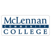 Extra Large Decal-McLennan Community College, 18 inches wide