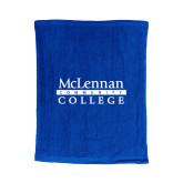 Royal Rally Towel-McLennan Community College