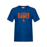 Youth Royal T Shirt-Dance