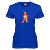 Ladies Royal T Shirt-Highlander