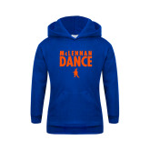 Youth Royal Fleece Hoodie-Dance