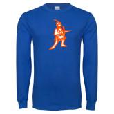 Royal Long Sleeve T Shirt-Highlander