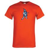 Orange T Shirt-Highlander
