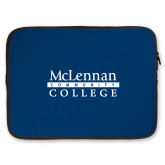 15 inch Neoprene Laptop Sleeve-McLennan Community College