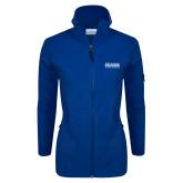 Columbia Ladies Full Zip Royal Fleece Jacket-McLennan Community College