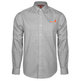 Red House Grey Plaid Long Sleeve Shirt-McLennan Highlanders