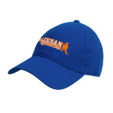 Royal Twill Unstructured Low Profile Hat-McLennan Highlanders