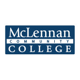 Medium Magnet-McLennan Community College, 8 inches wide