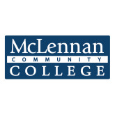 Large Magnet-McLennan Community College, 12 inches wide