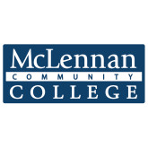 Extra Large Magnet-McLennan Community College, 18 inches wide