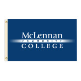 3 ft x 5 ft Flag-McLennan Community College