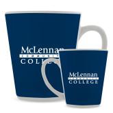 Full Color Latte Mug 12oz-McLennan Community College
