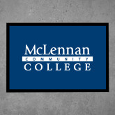 Full Color Indoor Floor Mat-McLennan Community College