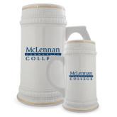 Full Color Decorative Ceramic Mug 22oz-McLennan Community College