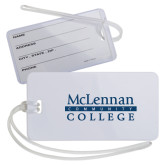 Luggage Tag-McLennan Community College