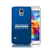 Galaxy S5 Phone Case-McLennan Community College