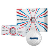 Callaway Supersoft Golf Balls 12/pkg-McLennan Community College