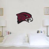 2 ft x 2 ft Fan WallSkinz-Hawk Head