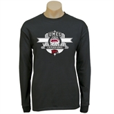 Black Long Sleeve TShirt-2011 Volleyball Champions