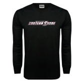 Black Long Sleeve TShirt-Primary Mark