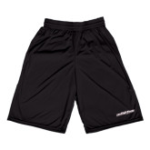 Performance Black 9 Inch Short w/Pockets-Primary Mark