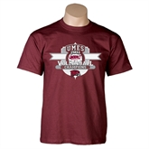 Maroon T Shirt-2011 Volleyball Champions