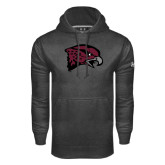 Under Armour Carbon Performance Sweats Team Hoodie-Hawk Head