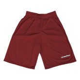 Performance Classic Maroon 9 Inch Short-Eastern Shore