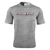 Performance Grey Heather Contender Tee-Eastern Shore