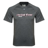 Under Armour Carbon Heather Tech Tee-Bowling