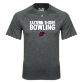 Under Armour Carbon Heather Tech Tee-Bowling Stacked
