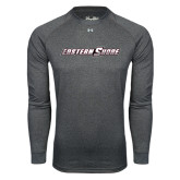 Under Armour Carbon Heather Long Sleeve Tech Tee-Eastern Shore
