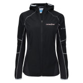 Columbia Ladies Sweet As Softshell Black Jacket-Eastern Shore