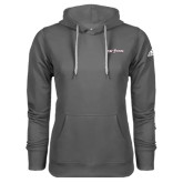 Adidas Climawarm Charcoal Team Issue Hoodie-The Shore