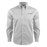 Red House Grey Plaid Long Sleeve Shirt-Eastern Shore