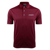 Maroon Dry Mesh Polo-Eastern Shore
